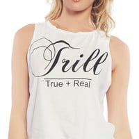 Trill Tank | Wet Seal