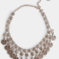 Spellbound Statement Necklace By St. Eve