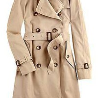 Burberry trench