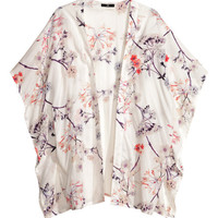 Short Kimono - from H&M