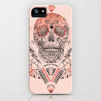 Rusted Bones iPhone & iPod Case by VALISTIKA STORE | Society6