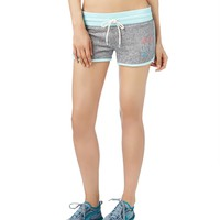 LLD 97 Knit Shorty Shorts