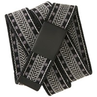 Chevron Dash Web Belt