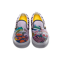 The Beatles Slip-On | Shop Vans x The Beatles at Vans