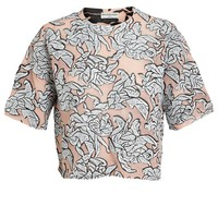 BALENCIAGA | Coated Floral Knitted Top | Browns fashion & designer clothes & clothing