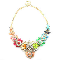 Zahra Statement Necklace