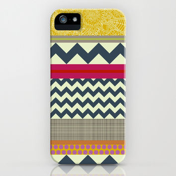 New York Beauty stripe iPhone & iPod Case by Sharon Turner | Society6