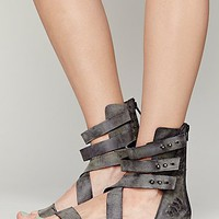 Free People Womens Sonar Peg Sandal -