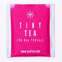 Tiny Tea Teatox (14 day) - Your Tea