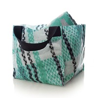 Pic-nic Plaid Beach Bag.