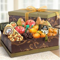 Sonoma Ultimate Fruit and Cheese Gift Box
