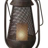 Uttermost Rustic Lantern Accent|29527-1 at livingcomforts.com