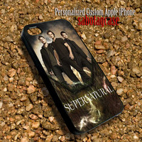 Supernatural Cover Movie Sabotagcase - Personalized Custom iPhone 4 4S iIPhone 5 5S 5C Samsung Galaxy S3 and S4 Accessories Case - 03Jan1414