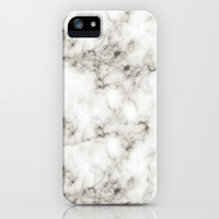 Real Marble iPhone & iPod Case by Grace