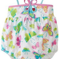 Kate Mack Baby-girls Infant All Aflutter Swim Bubble