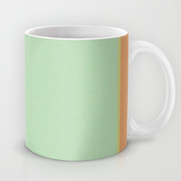 Re-Created Interference ONE No. 20 Mug by Robert S. Lee