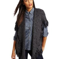 Kensie Women's Tweeded Knit Vest