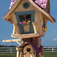 Storybook Tree House
