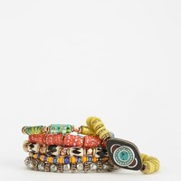Vanessa Mooney Heartbreak Hotel Bracelet Set - Urban Outfitters