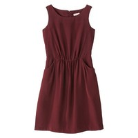 Merona® Women's Woven Drapey Dress