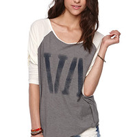 RVCA Department Raglan T-Shirt at PacSun.com