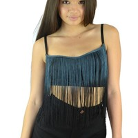 Love My Fringes - Teal | Shop Civilized