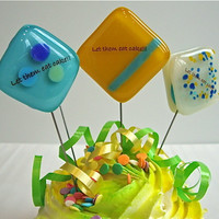 Decorative Glass Cake Tester by Design4Soul