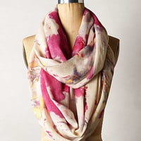 Abstract Garden Infinity Scarf
