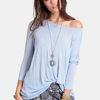 New Horizons Oversized Top