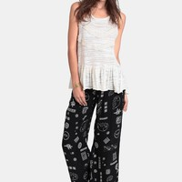 Rising Sun Pants By Patrons Of Peace