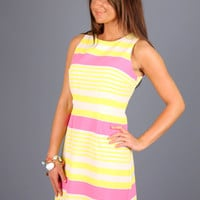 Lemonade Love Dress