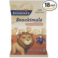 Barbara's Bakery Snackimals Animal Cookies