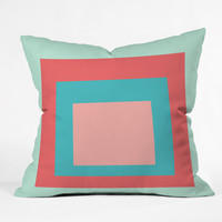 Caroline Okun Lanatus Outdoor Throw Pillow