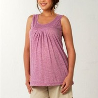 Women's Lauren Kiyomi Light Weight Slub Apron Tank (Maternity) - More Colors Available