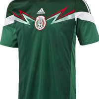 2014 World Cup Mexico Home Soccer Jersey [20140408002] - $79.00 : 2014fifajersey!, The wholesale store of soccer jerseys., Brazil 2014 world cup soccer jerseys store.