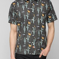 ambsn Cowboy Dan Button-Down Shirt - Urban Outfitters