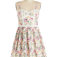 Keep Your Botanical Dress | Mod Retro Vintage Dresses | ModCloth.com