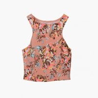 Rose Garden Crop Top