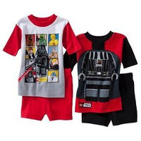 Lego Star Wars Summer 4 pc Pajama Set