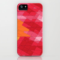 Rosey Abstract  iPhone & iPod Case by DuckyB (Brandi)