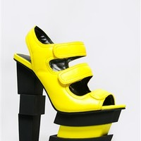 Privileged JOURNEY Stacked Platform Sandal