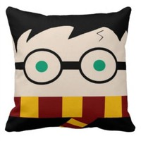 Handmade Harry Potter Pillow