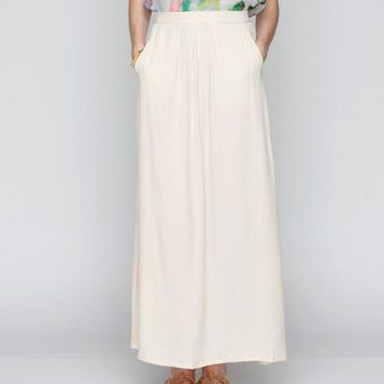 Stonehedge Maxi Skirt