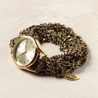 Geneva Round Watch - Anthropologie.com