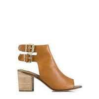MATTER PEEP TOE BUCKLE