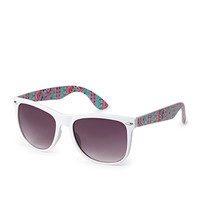 F3590 Tropical Wayfarer Sunglasses