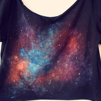 Universe Tshirt by Ajwitparkin on Etsy