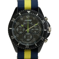 Ribbon Analog Watch