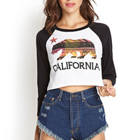 Republic of California Crop Top