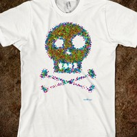 Day of the Dead : Contagium - Sugar Skull - Skull & Sugar - Skreened T-shirts, Organic Shirts, Hoodies, Kids Tees, Baby One-Pieces and Tote Bags